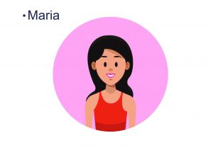 perfil maria