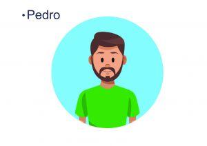 perfil pedro